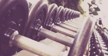 Fitness Dumbbells Training Gym Weights