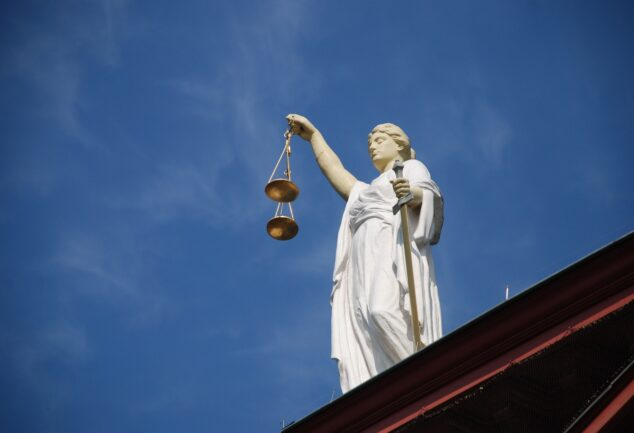 Case-Law Lady Justice Justice Right Court Scale