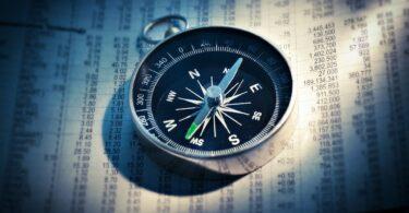 Compass Newspaper Finance Direction Business